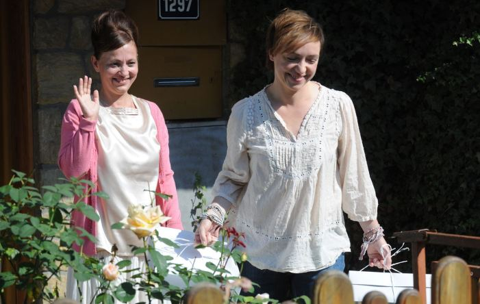 Domácí péče - Alena Mihulová a Tatiana Vilhelmová