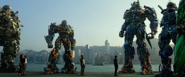 Transformers: Zánik (foto: Cinemart)