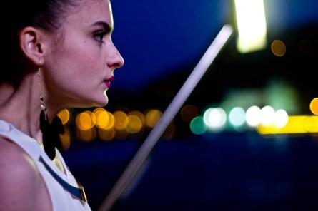 Vejška - Eva Josefíková (foto: Vorel film)