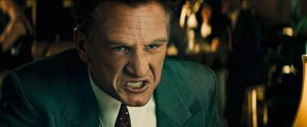 GANGSTER SQUAD (foto: Warner Bros.) SEAN PENN jako Mickey Cohen