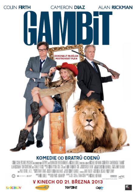 Gambit plakát
