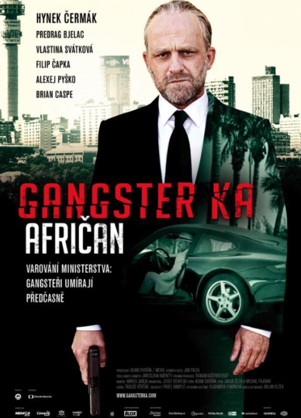 Gangster Ka African plakat