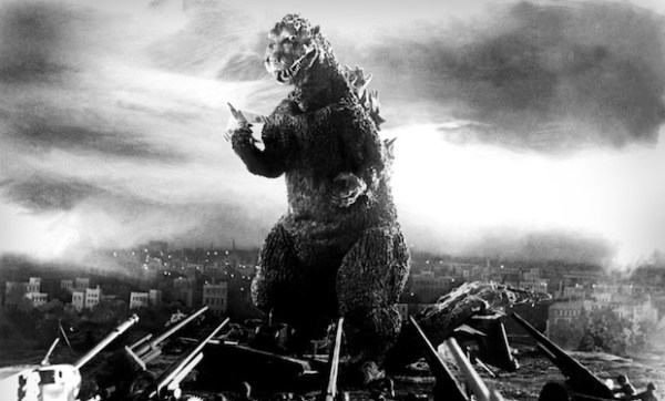 Godzilla 1954 (foto: © Toho Co. Ltd. ALL RIGHTS RESERVED)