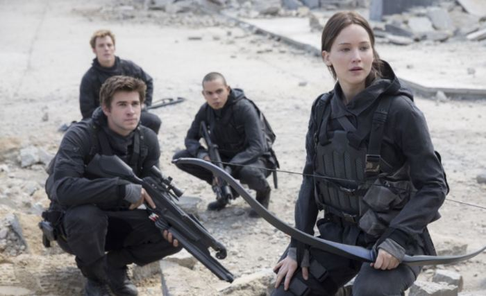 Hunger Games - Síla vzdoru II. (foto Forum Film)