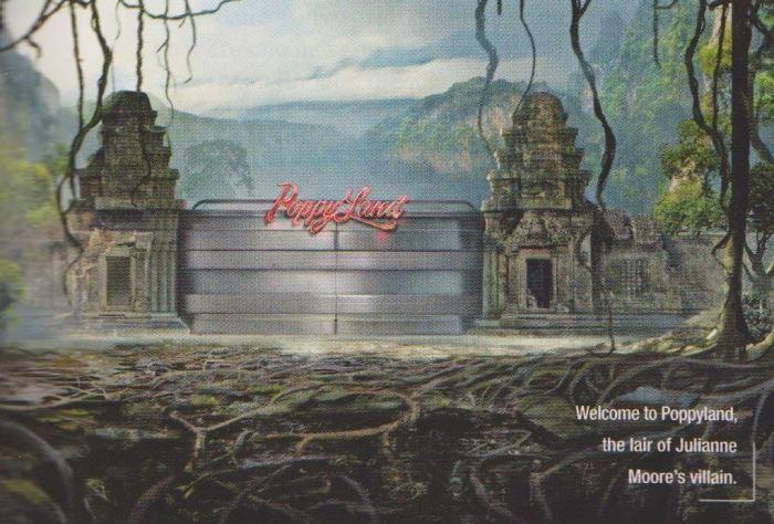 Kingsman 2 - vizualizace