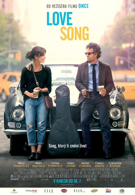 Love song_poster_Begin_again
