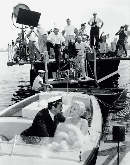 Marilyn Monroe v Někdo to rád horké (foto: Aerofilms)