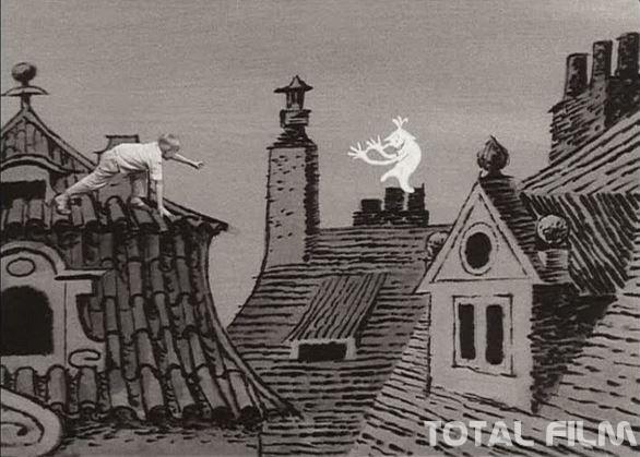 O televizním strašidýlku (foto: ČT)