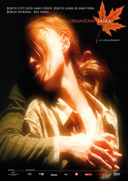 Oranžová láska plakát