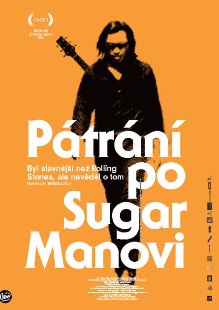 Pátrání po sugarmanovi plakát