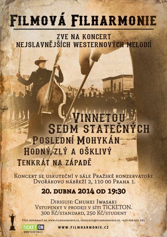 Plakát Filmharmonie
