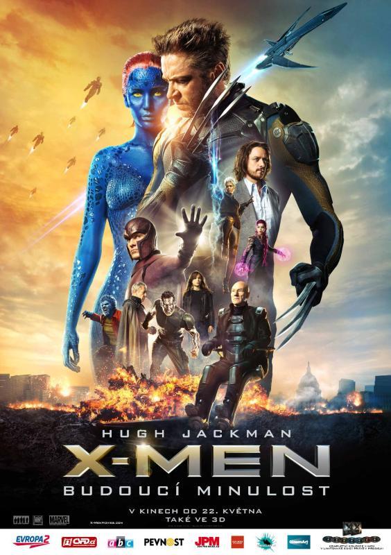 Plakát X Men