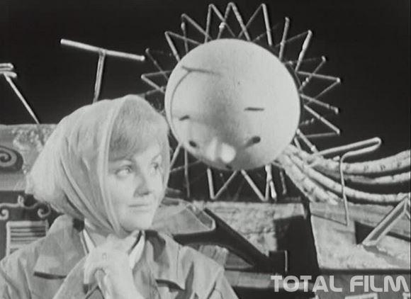 Pohádka o klukovi a kometě (foto: ČT)