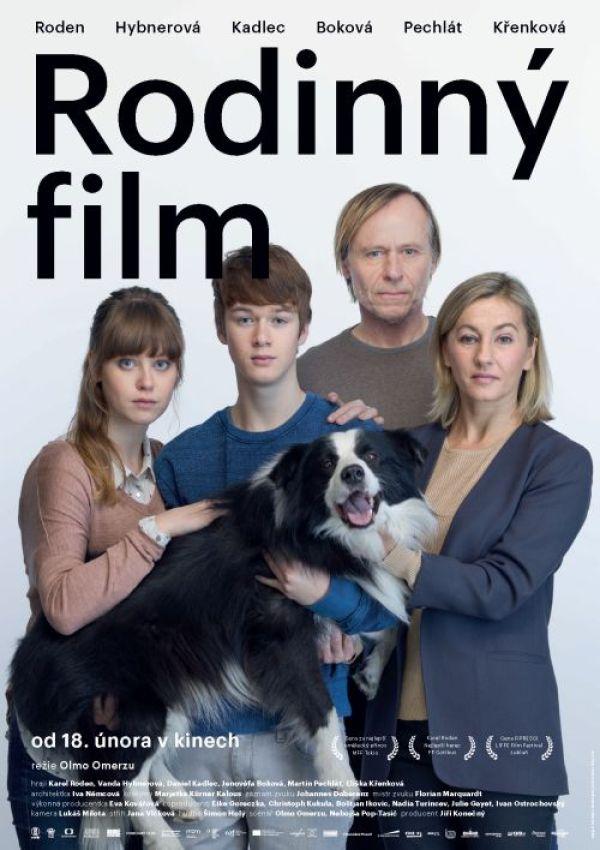 Rodinný film-poster