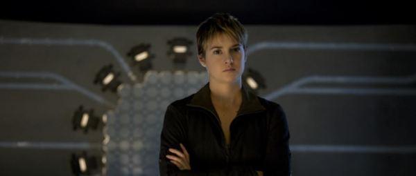 Shailene Woodley ve filmu Rezistence