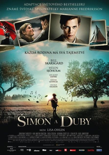 Simon a duby plakát