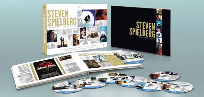 Steven Spielberg Collection BD