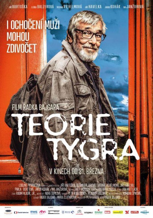 Teorie Tygra plakat