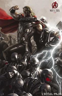 Thor - koncept art