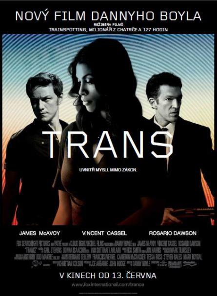 Trans plakát