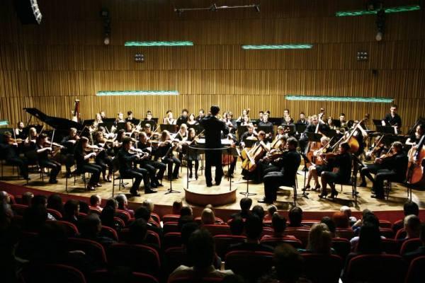 Filmová filharmonie - Western night - duben 2014