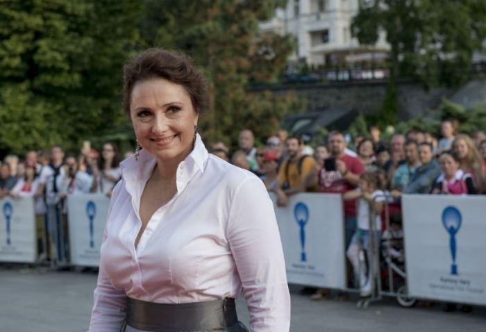 Zuzana Mauréry před světovou premiérou Učitelky na MFF Karlovy Vary