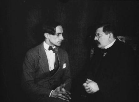 ANDERS ALS DIE ANDEREN (1919)