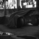 Zaparkovaný Batmobil