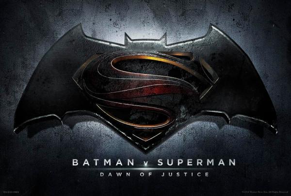 Logo filmu Batman vs. Superman
