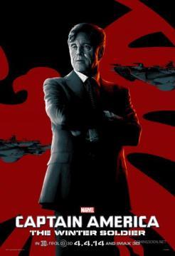 Robert Redford - Captain America: Návrat prvního Avengera
