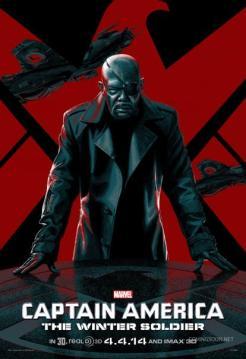 Samuel L. Jackson - Captain America: Návrat prvního Avengera