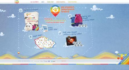 nový web www.decko.cz