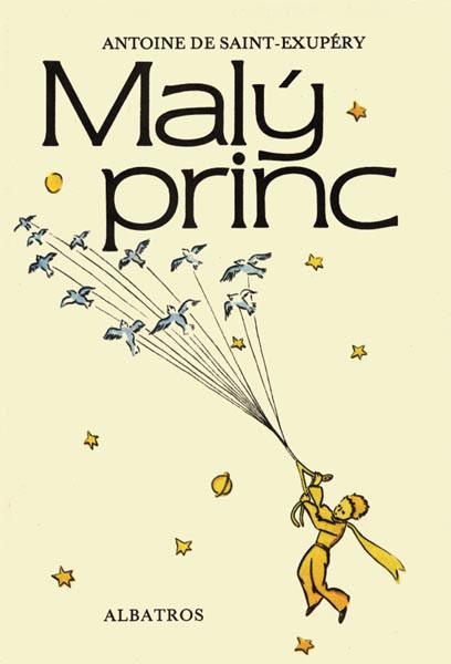 Malý princ kniha