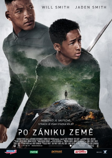 After Earth poster A1.indd