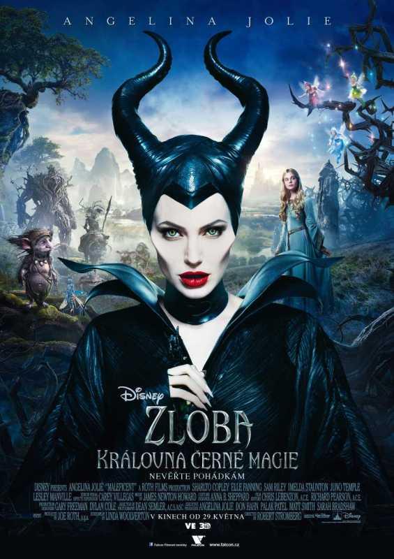 Zloba_kralovna_cerne_magie_poster