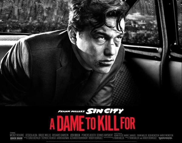 Sin City: Dáma pro kterou se zabíjí
