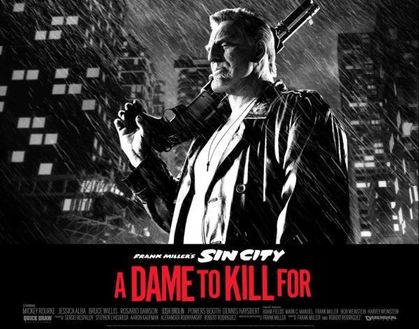 Sin City: Dáma, pro kterou se zabíjí