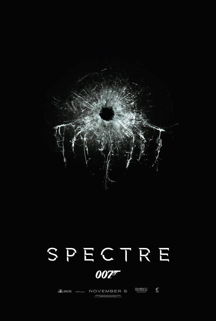 spectre 007 poster