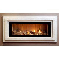 Infinity 890 FL Slips Gas Fire