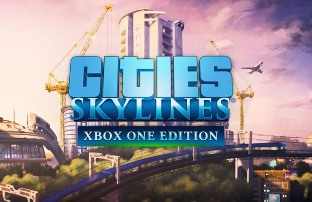 Cities Skylines coming to Xbox One