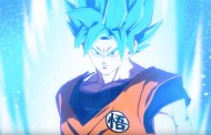Dragon Ball FighterZ SSGSS Goku Trailer