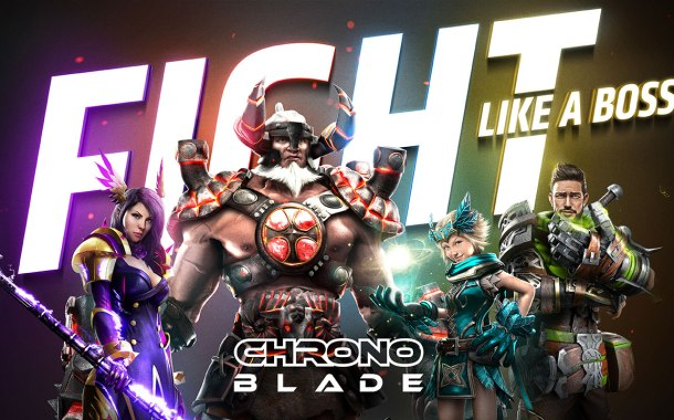 Introducing ChronoBlade
