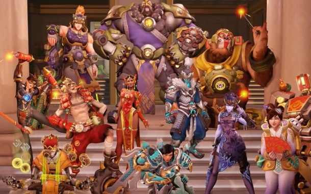 Overwatch celebrates Chinese New Year