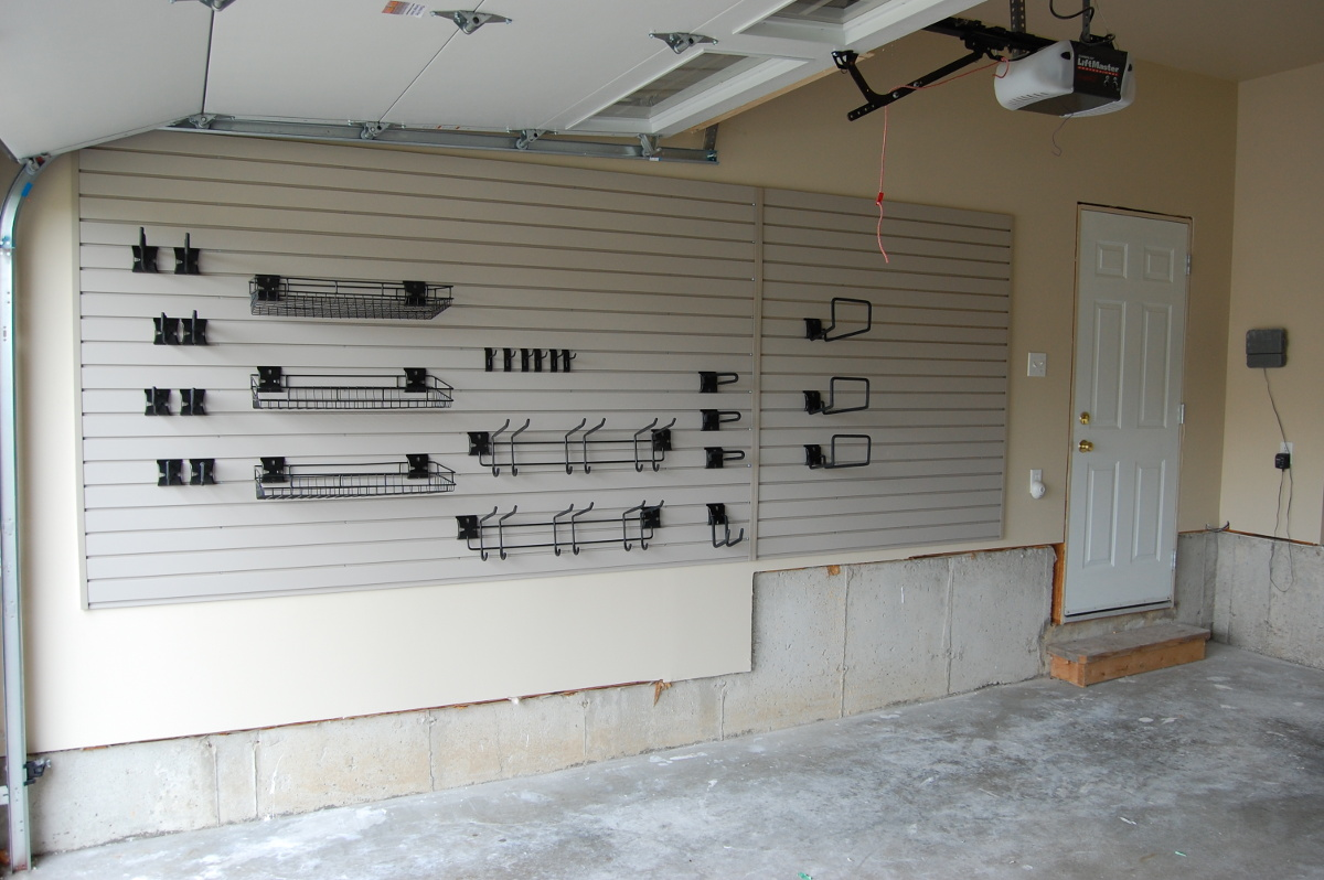 Slatwall  Total Garage Solutions