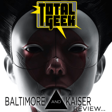 Baltimore And Kaiser Review Ghost In The Shell Live Action Total Geek Live