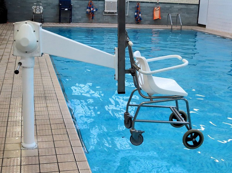 Sovereign Swimming Club For Disabled People  TotalGiving