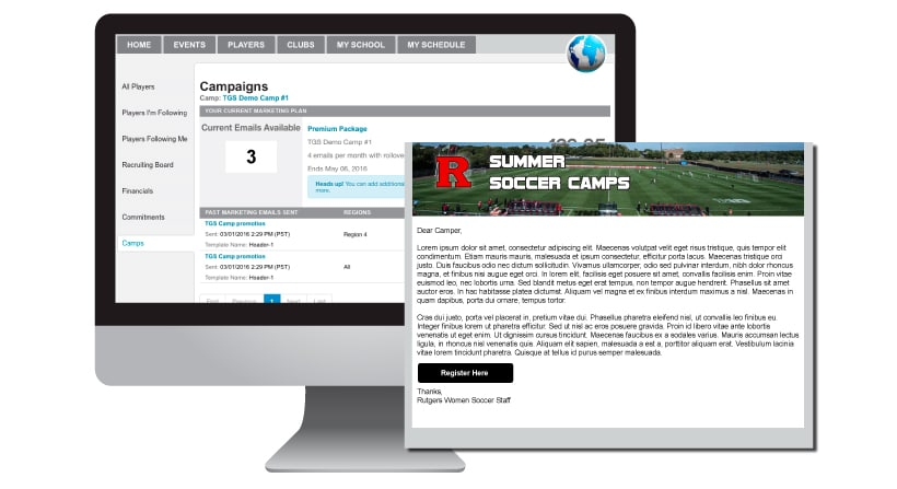 TGS College Camp Marketing