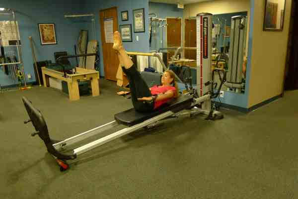 Pilates Exercises On Total Gym