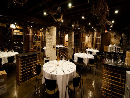 Join the Happy Hour at Zinc Wine Bar  Bistro in