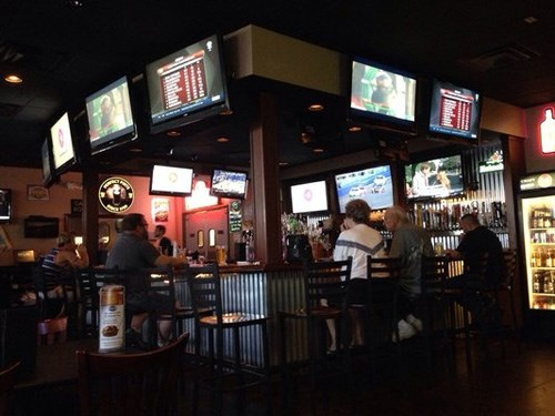 Join the Happy Hour at The Hub Grill and Bar in Mesa AZ 85209